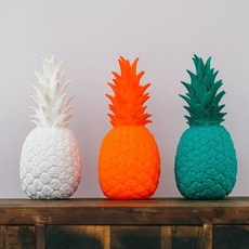 Ananas pina colada eva newton goodnight light pina colada rouge fluo luminaire lighting design signed 60514 thumb