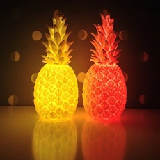 Ananas pina colada eva newton goodnight light pina colada rouge fluo luminaire lighting design signed 60515 thumb