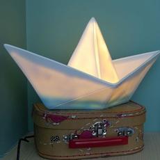 Bateau lorena canals goodnight light paperboat bleu luminaire lighting design signed 60602 thumb