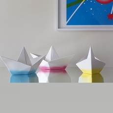 Bateau lorena canals goodnight light paperboat bleu luminaire lighting design signed 60606 thumb