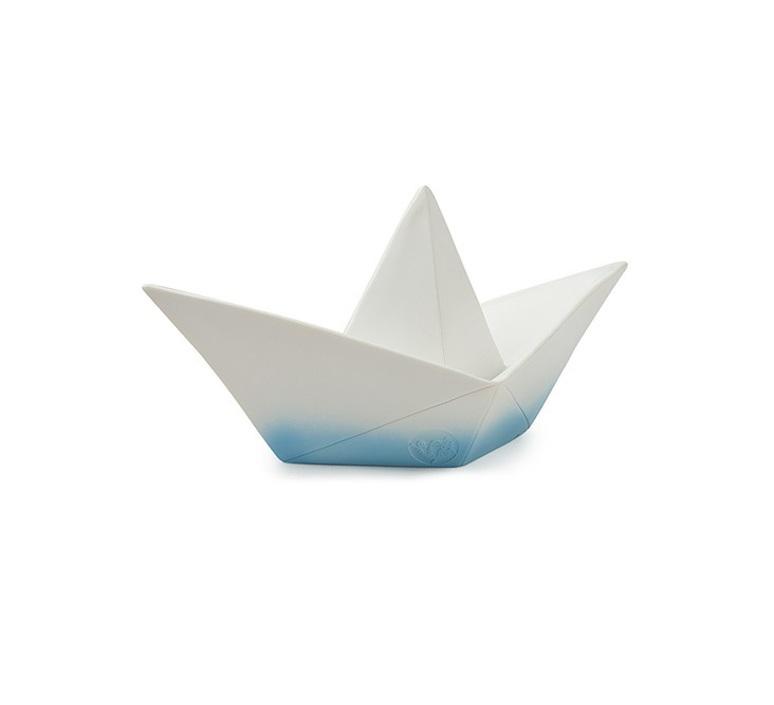 Bateau lorena canals goodnight light paperboat bleu luminaire lighting design signed 60608 product