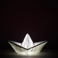 Bateau lorena canals goodnight light paperboat blanc luminaire lighting design signed 60579 thumb
