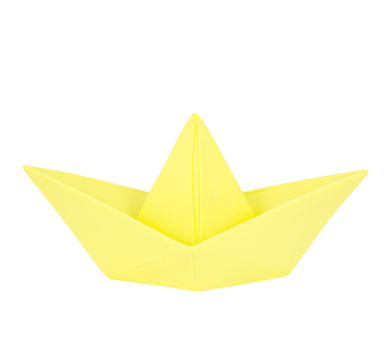 Bateau lorena canals goodnight light paperboat jaune luminaire lighting design signed 60594 product