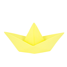 Bateau lorena canals goodnight light paperboat jaune luminaire lighting design signed 60594 thumb