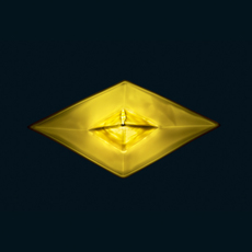 Bateau lorena canals goodnight light paperboat jaune luminaire lighting design signed 60596 thumb