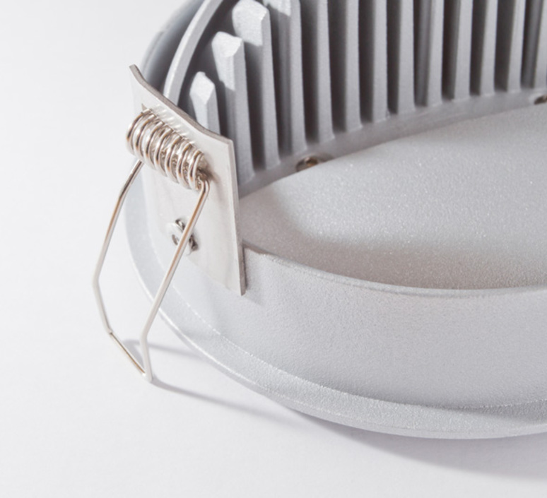 Flat led studio doxis doxis 465 37 930 01 springs luminaire lighting design signed 51951 product