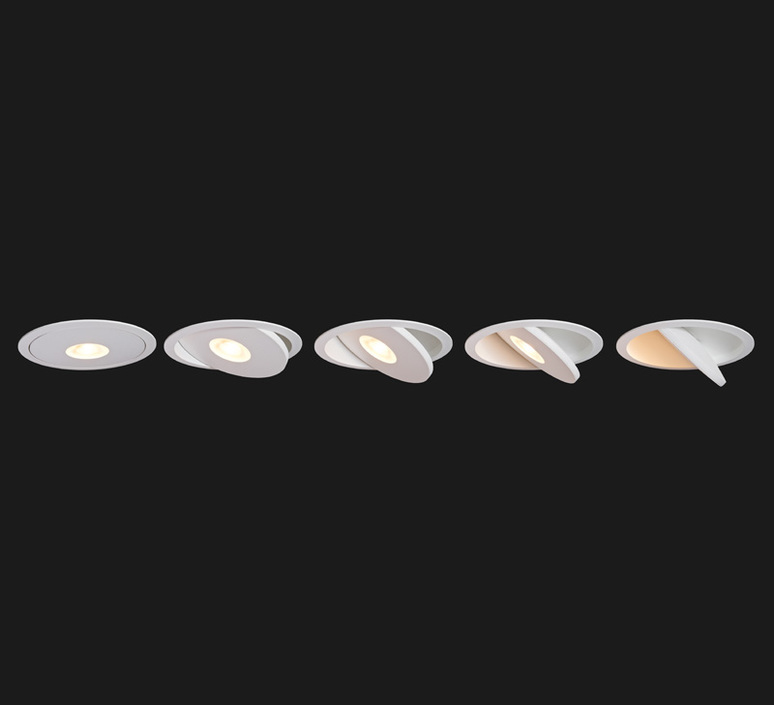 Flat led studio doxis doxis 465 37 930 01 springs luminaire lighting design signed 51952 product