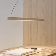 Led40 mikko karkkainen tunto led40 pendant lamp 100 walnut luminaire lighting design signed 27840 thumb