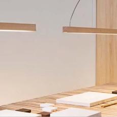Led40 mikko karkkainen tunto led40 pendant lamp 100 walnut luminaire lighting design signed 27841 thumb