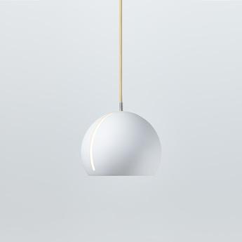 Copy of suspension tilt globe fil beige 5m blanc o20cm nyta normal