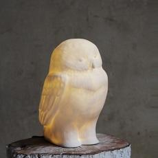 Akira chouette yeux bleus eva newton goodnight light akira the owl lamp yeux bleus luminaire lighting design signed 60505 thumb