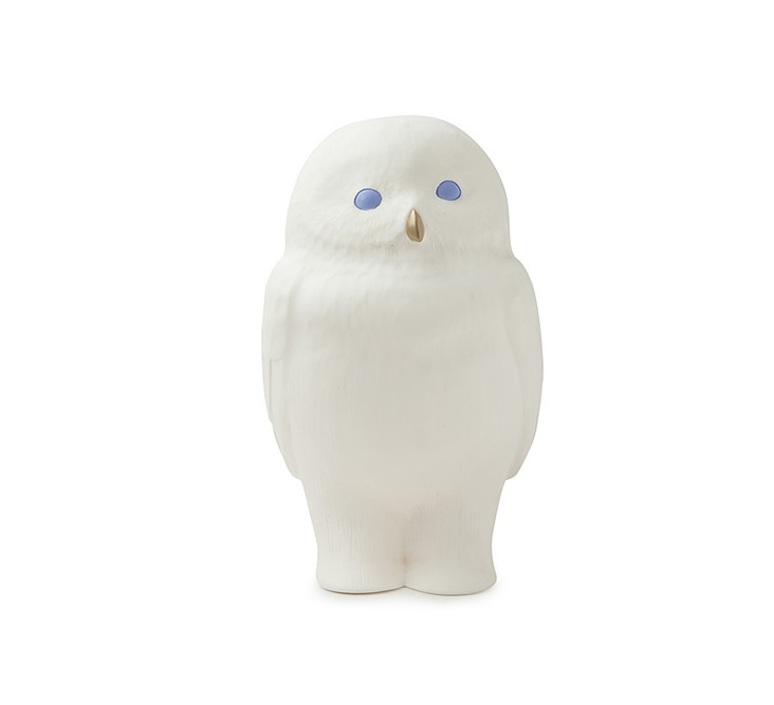 Akira chouette yeux bleus eva newton goodnight light akira the owl lamp yeux bleus luminaire lighting design signed 60508 product
