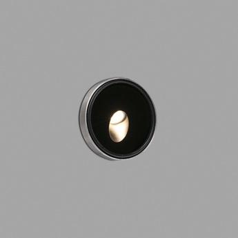 Encastre de sol exterieur dang noir led 3000k ip67 o5 7cm h9 9cm faro normal