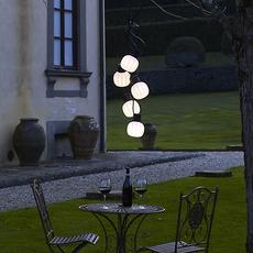 Kiki m paola navone guirlande lumineuse light string  martinelli luce 21004 5 ne  design signed 52147 thumb