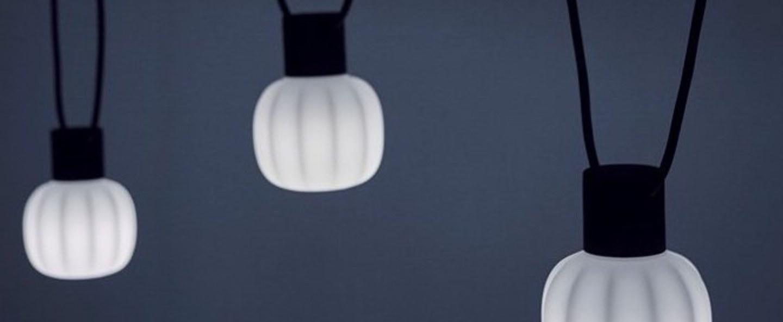 Guirlande lumineuse kiki s blanc led l80cm hcm martinelli luce normal