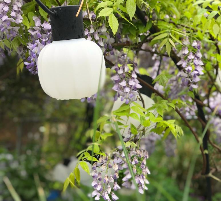 Kiki s paola navone guirlande lumineuse light string  martinelli luce 21004 3 ne  design signed 66709 product