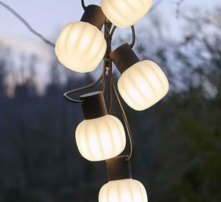 Kiki s paola navone guirlande lumineuse light string  martinelli luce 21004 3 ne  design signed 86602 product