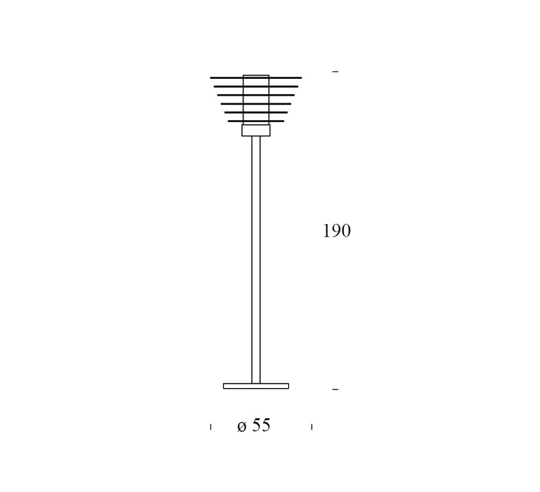 0024 gio ponti fontanaarte t0024vn luminaire lighting design signed 18071 product