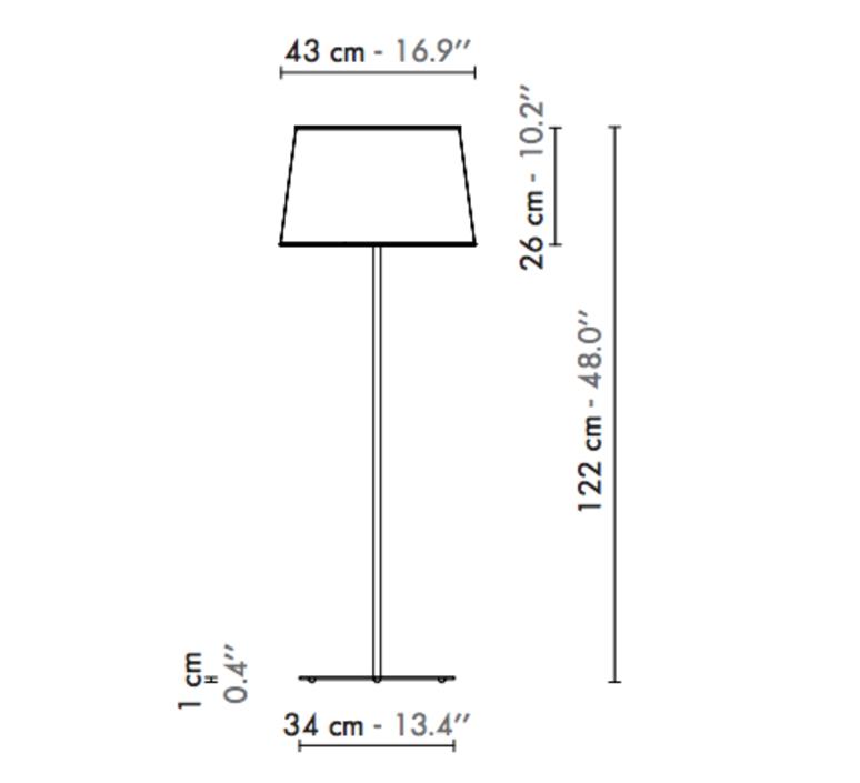122 grand nuage herve langlais lampadaire floor light  designheure l122gngo  design signed nedgis 121397 product