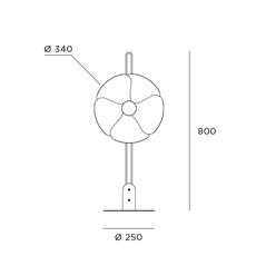 2093 80 olivier mourgue lampadaire floor light  disderot 2093 80 ch  design signed nedgis 83427 thumb