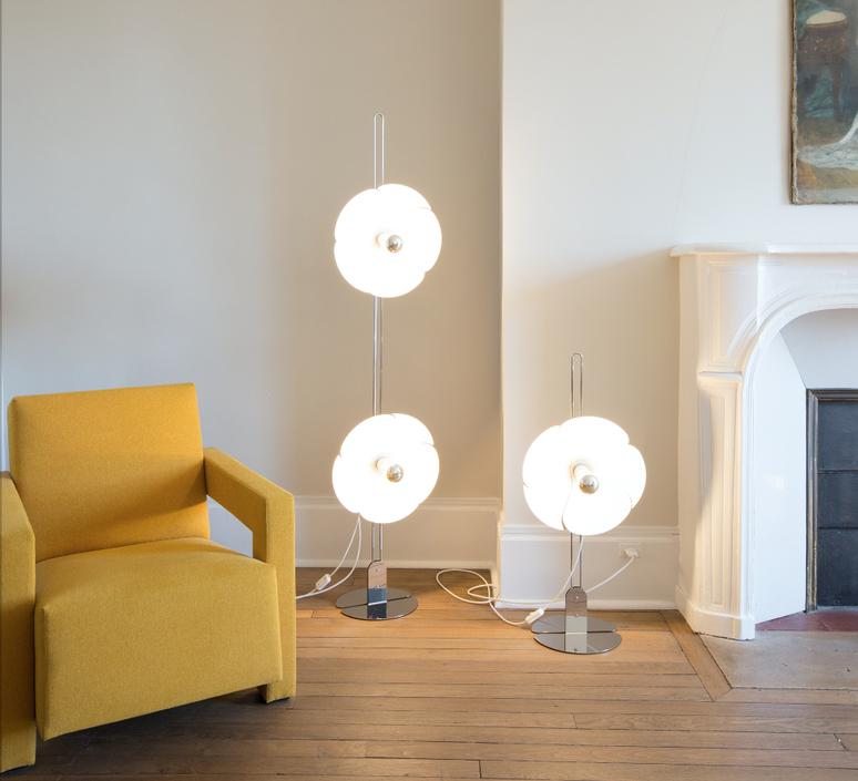2093 80 olivier mourgue lampadaire floor light  disderot 2093 80 ch  design signed nedgis 83460 product
