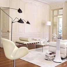 3 bras pivotants serge mouille editionssergemouille l3b noir luminaire lighting design signed 20763 thumb