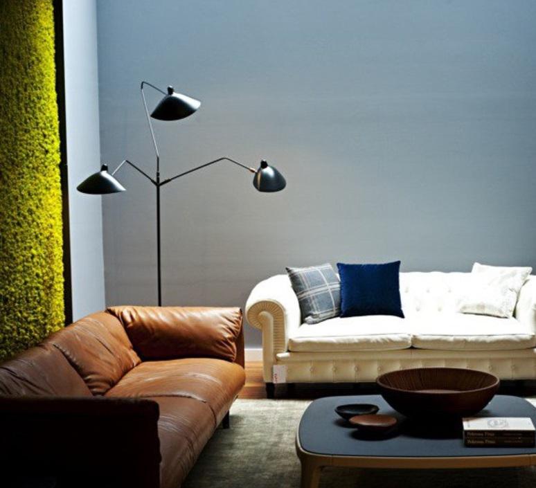 3 bras pivotants serge mouille editionssergemouille l3b noir luminaire lighting design signed 20767 product