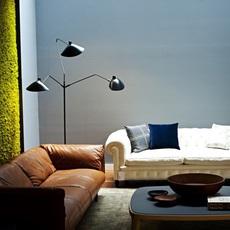 3 bras pivotants serge mouille editionssergemouille l3b noir luminaire lighting design signed 20767 thumb