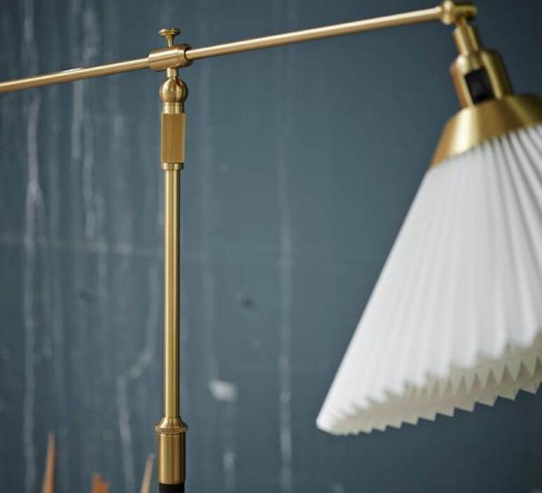 349 aage petersen lampadaire floor light  le klint 349  design signed nedgis 90898 product