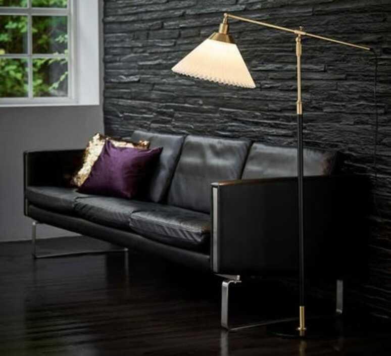 349 aage petersen lampadaire floor light  le klint 349  design signed nedgis 90901 product