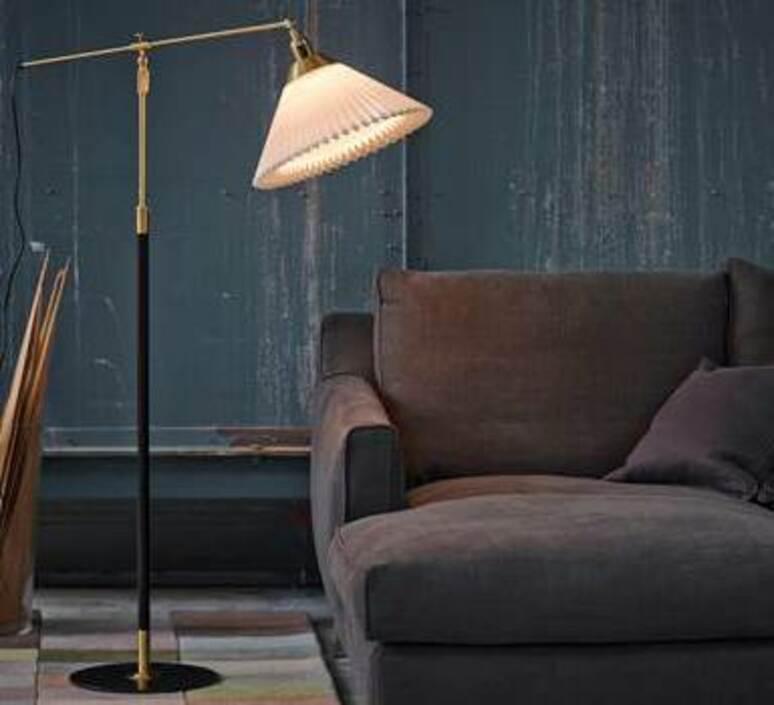 349 aage petersen lampadaire floor light  le klint 349  design signed nedgis 90902 product