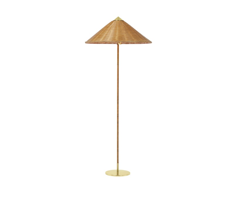 9602 paavo tynell lampadaire floor light  gubi 010 05102   design signed 47746 product