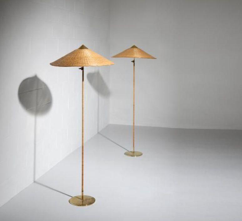 9602 paavo tynell lampadaire floor light  gubi 010 05102   design signed 47747 product