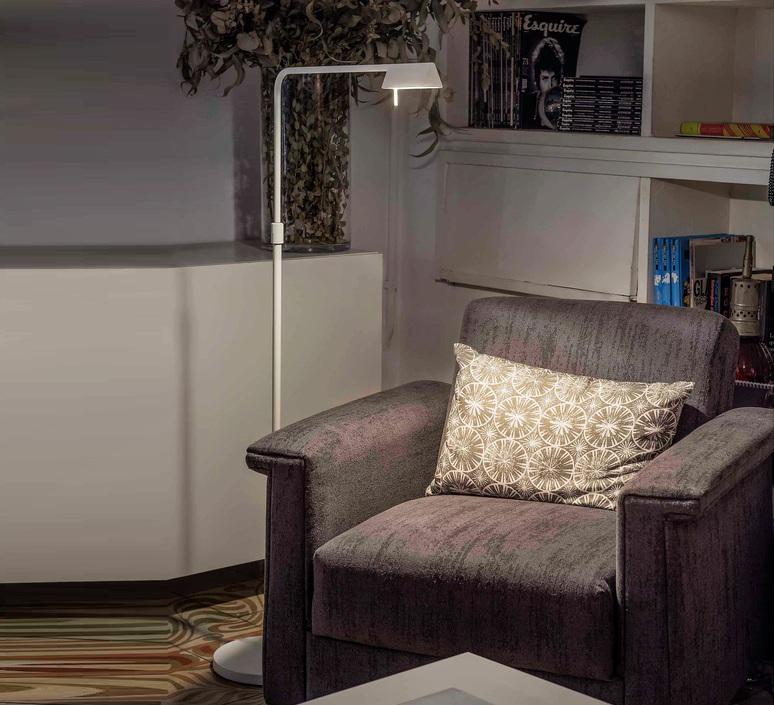 Academy nahtrang design lampadaire floor light  faro 28205  design signed 40246 product