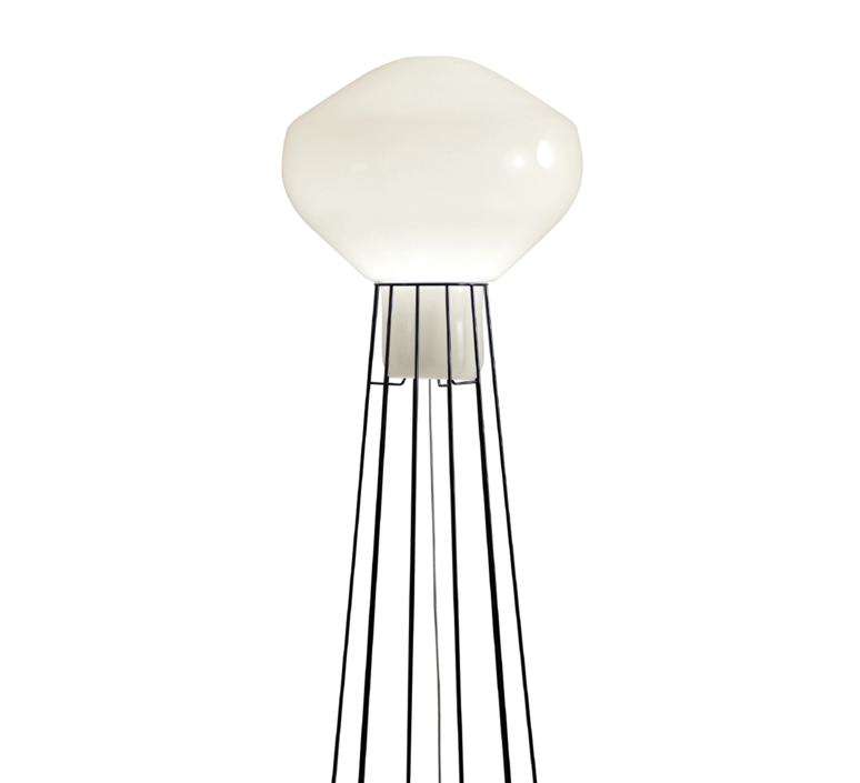 Aerostat f27 guillaume delvigne lampadaire floor light  fabbian f27c03 24  design signed 39816 product