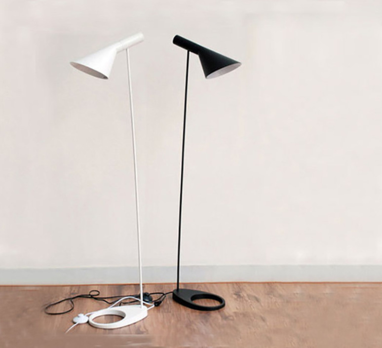 Aj arne jacobsen lampadaire floor light  louis poulsen 5744165497  design signed 48537 product