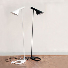 Aj arne jacobsen lampadaire floor light  louis poulsen 5744165497  design signed 48537 thumb