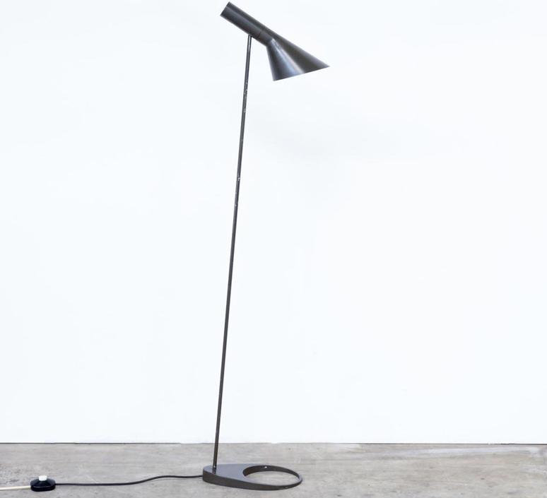 Aj arne jacobsen lampadaire floor light  louis poulsen 5744165400  design signed 48547 product