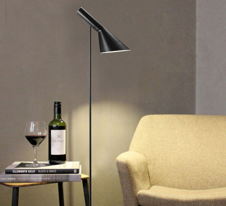 Aj arne jacobsen lampadaire floor light  louis poulsen 5744165507  design signed 48558 product