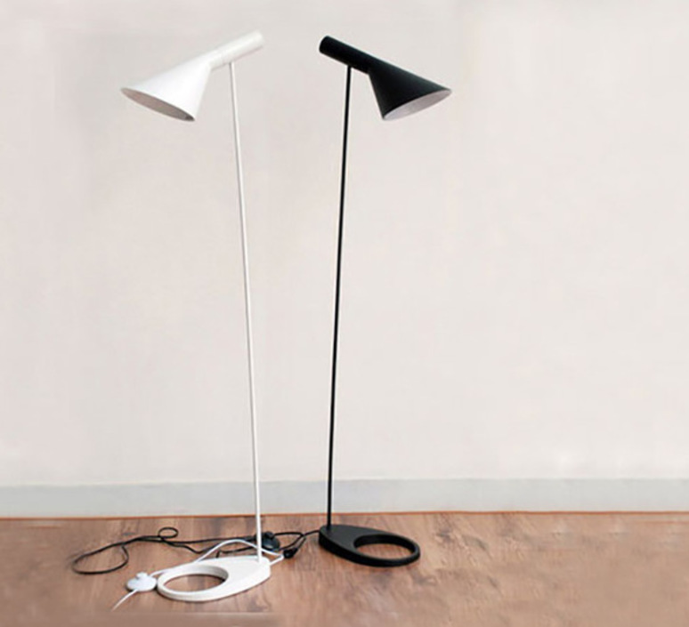 Aj arne jacobsen lampadaire floor light  louis poulsen 5744165507  design signed 48561 product