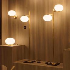 Alba 383 mariana pellegrino lampadaire floor light  oluce alba383  design signed 40548 thumb