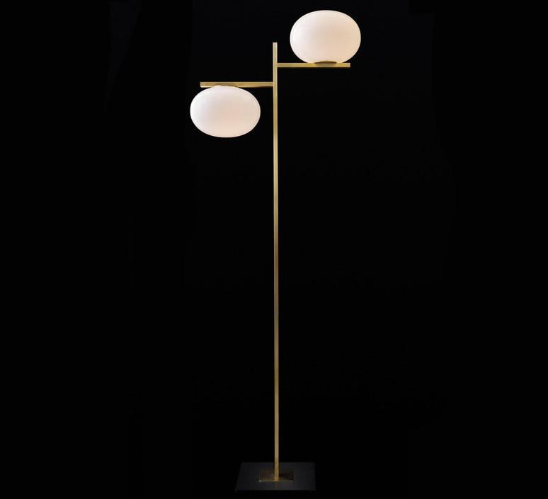 Alba 383 mariana pellegrino lampadaire floor light  oluce alba383  design signed 40549 product