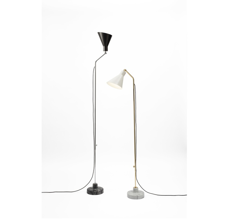 Alzabile ignazio gardella lampadaire floor light  tato italia tal400 1523  design signed nedgis 63017 product