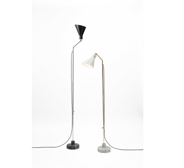 Alzabile ignazio gardella lampadaire floor light  tato italia tal400 2001  design signed nedgis 63062 product