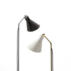 Alzabile ignazio gardella lampadaire floor light  tato italia tal400 2001  design signed nedgis 63064 thumb