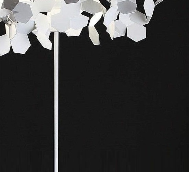 Andromeda paolo ulian zava andromeda lampadaire white 9010 luminaire lighting design signed 17444 product