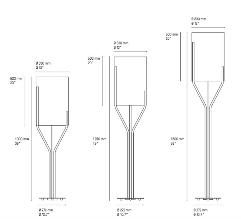 Arborescence s  lampadaire floor light  cvl arborescence floor s  design signed 53333 product