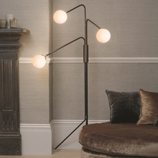 Array opal chris et clare turner lampadaire floor light  cto lighting cto 05 005 0101  design signed 56221 thumb