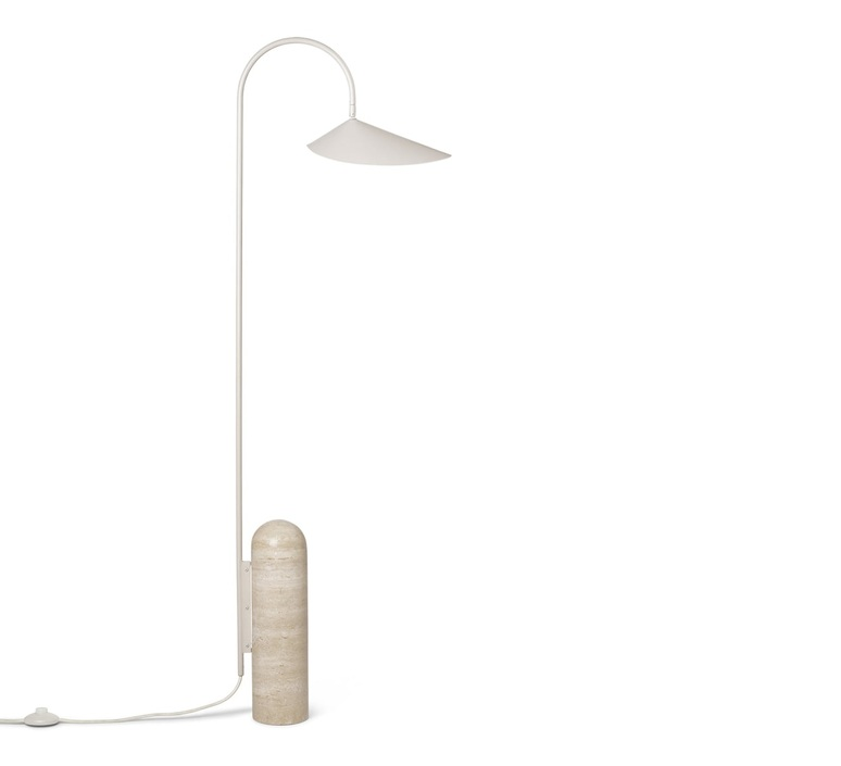 Arum floor lamp trine andersen lampadaire floor light  ferm living 100133 101  design signed nedgis 99953 product