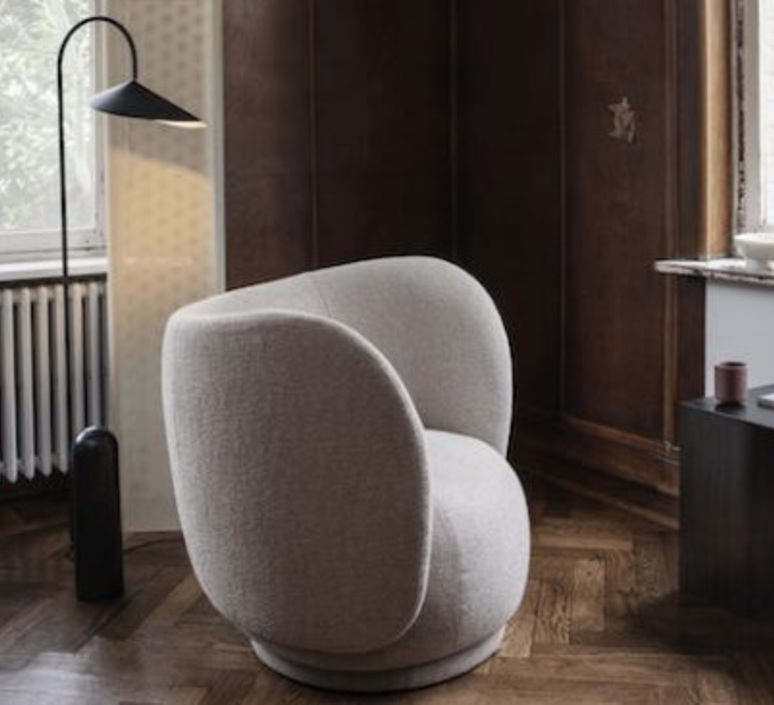 Arum floor lamp trine andersen lampadaire floor light  ferm living 100133 101  design signed nedgis 64195 product